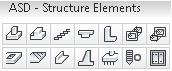 AutoCAD Structural Detailing - настройки за армировка