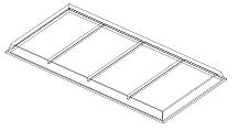 Revit и Revit LT - покривен СТБ панел