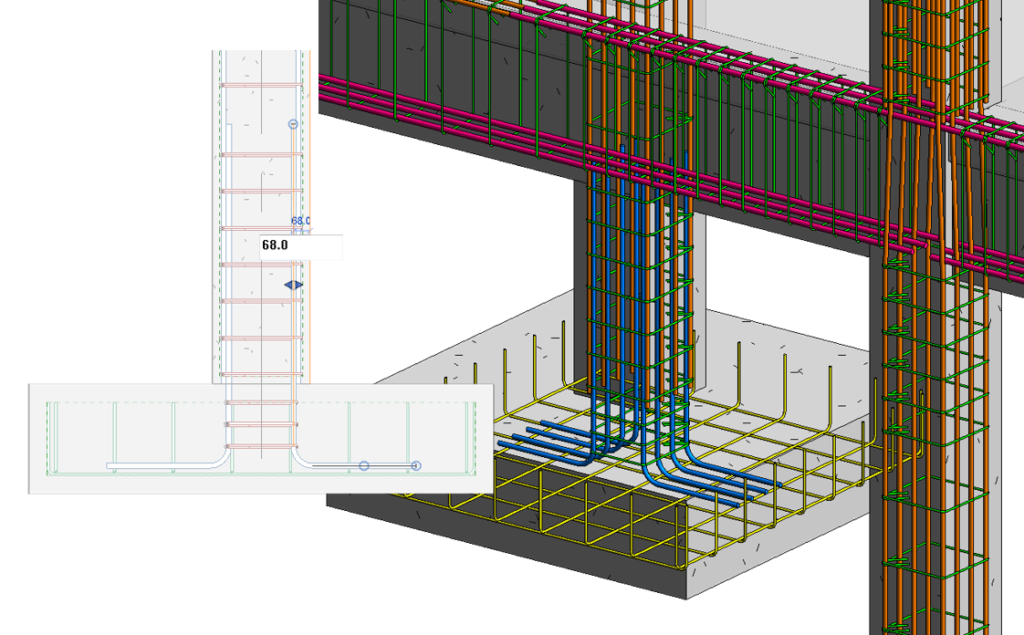 revit-2017-Graphical-rebar-constraints