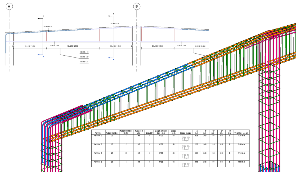 revit-2017-Variable-rebar-distribution